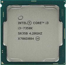 Intel i3-7350K 4.2GHz SR35B 2-Core HD 630 60W  LGA1151 CPU Processor