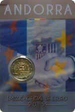 ANDORRA 2 Euro 2015 -  Customs Agreement with the EU - BU Quality