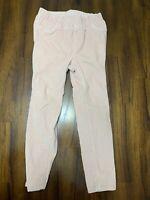 Baby Gap Girls Corduroy Velvet Pants 5 Years Pastel Pink