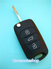 KEY Flip Remote CASE Key Shell 3 BUTTON For KIA SORENTO SPORTAGE CERATO RIO