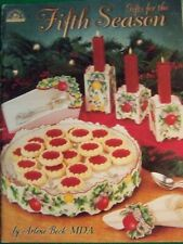 Gifts For The Fifth Season By Arlene Beck 2001 Tole Paint Pattern Book