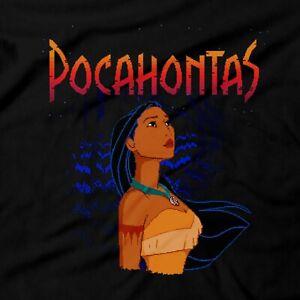 Pocahontas Unisex T-Shirt, S-5XL