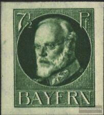 Bayern 113B postfrisch 1916 König Ludwig III