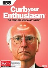 CURB YOUR ENTHUSIASM COMPLETE SEASON 1, 2, 3, 4, 5, 6 & 7 & 8 DVD BOX SET R4