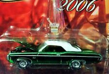 JOHNNY LIGHTNING 69 1969 CHEVY IMPALA CONVERTIBLE HOLIDAY CHRISTMAS ORNAMENT CAR
