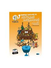7 Dibujos Animados Clarinetes y Trompetas Learn to Play MUSIC BOOK & CD