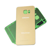 OEM Battery Glass Cover Rear Back Door For Samsung Galaxy S6 Edge Plus G928 Gold