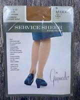 Vintage Gaymode Stockings Pantyhose Service Sheer Fine Seam Penney's NIP NEW