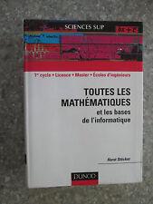 Horst Stöcker Toutes les mathématiques et les bases de l'informatique