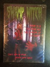 NEW AN SEALED SWAMP WITCH (DVD 2012) HORROR