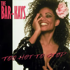 Bar-Kays - Too Hot to Stop - New factory Sealed Cd