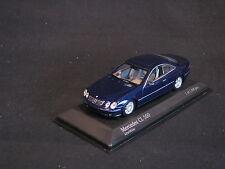 Minichamps Mercedes-Benz CL 500 Coupé 1999 1:43 Dark Blue Metallic (JS)