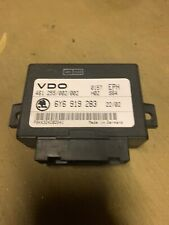 Skoda Octavia Vrs 1.8 Park Distance Control Module 6Y6 919 283