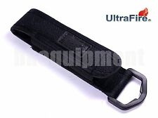Ultrafire Holster Belt Bag Nylon Pouch AA Torch U20S/M1/M2/M5/113 1A