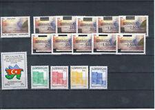 Azerbaijan Aserbaidschan MNH** 1992 Mi. 68-78 Complete Year Set