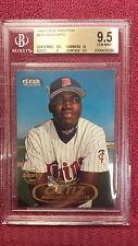 David Ortiz 1998 Fleer Tradition Rookie Card RC BGS 9.5 Gem Mt