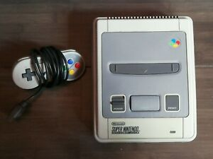 Console Super Nintendo PAL FR