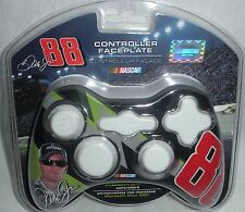 XBOX 360 Microsoft Brand Mad catz Nascar Controller Faceplate Green Dale Jr 88