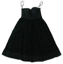 Tibi Womens Size 4 Black Tank Dress
