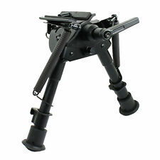 "6"" to 9"" Harris style Bipod Swivel Model Built in pivot-lock for Rifle gun Hunt"