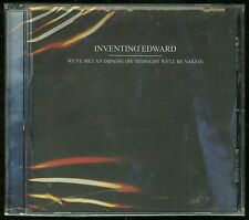 Inventing Edward We've Met An Impasse (By Midnight We'll Be Naked) CD new