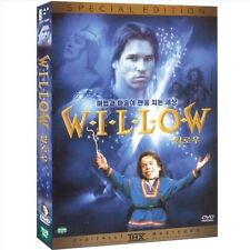 WILLOW (1988) DVD (New,Sealed) - Val Kilmer