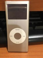 Apple iPod Nano 2GB 2nd Generation A1199 Silver