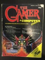 The Gamer (& Computer Gamer) magazine Issue 7 July/August 1982