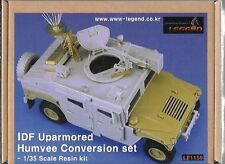 Legend IDF Uparmored Humvee Conversion Set Resin  for Academy Kit LF1159