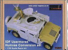 Legend IDF Uparmored Humvee Conversion Set Resin  for Academy Kit LF1159