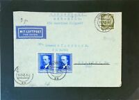 Germany 1940 Clipper Cover to USA / Censored - Z3194