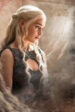 Game of Thrones Poster Staffel 6 - Daenarys Targaryen Khaleesi - 61 x 91,5 cm