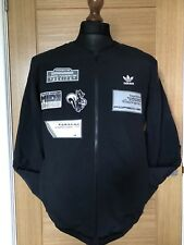 Adidas Originales X Porsche Design coleccionista chaqueta tamaño mediano muestra Muy Raro