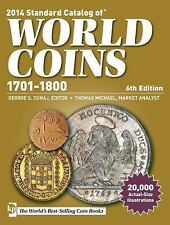 Standard Catalog of World Coins 1701-1800 *BRAND NEW * FREE SHIP
