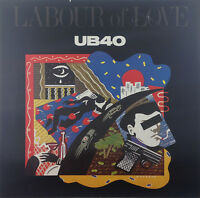 """12"""" LP - UB40 - Labour Of Love - k2212 - washed & cleaned"""