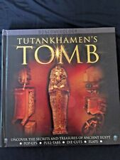 Tutankhamen's Tomb : Uncover the Secrets and Treasures of Ancient Egypt by Jen G