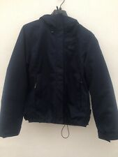 Ladies Jack Wolfskin Navy Blue 3 In 1 System Size Uk 14/16