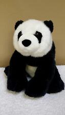 "11"" Wild Republic Panda Bear, Realistic, Plush Toy, Stuffed Animal, Beanbag"