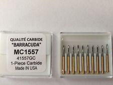 MC1557 Barracuda Metal/Crown Cutting Bur 10pk