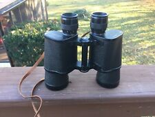 Vintage Tasco Binocular 7x50 Light Weight w Velvet Lined Case T-128080