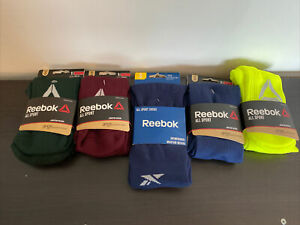 Reebok All Sport Moisture Wicking Antimicrobial Size SMALL Youth 13-4