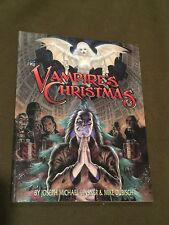 The Vampire's Christmas Large Graphic Novel Softback Book Image Comics Linsner