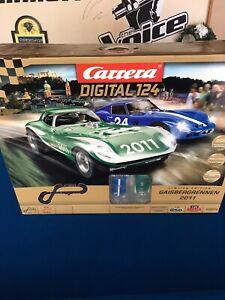 23607A Carrera Digital 124 Gaisbergrennen-Set 2011 Cheetah ohne dem grünen Ring