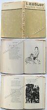 Rare IVAN KRYLOV, illustrated FABLES, ESTONIA 1960