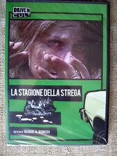 La stagione della strega - Film DVD NUOVO SIGILLATO GY-2