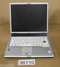 Fujitsu Simens Lifebook S7110 Intel Core Duo 1.66 ghz Laptop spares/repairs 36110