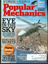 2005 Popular Mechanics: Eye in the Sky - Unmanned Plane