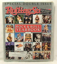 Rock and Roll Yearbook ROLLING STONE MAGAZINE Issue 885/886 August 23 2001 LG