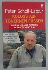 Peter Scholl-Latour ~ Koloss auf Tönernen Füssen