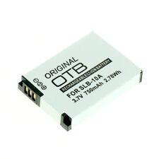 Akku für Samsung WB150F / WB200F / WB250F / WB350F 750mAh SLB-10A / SLB10A